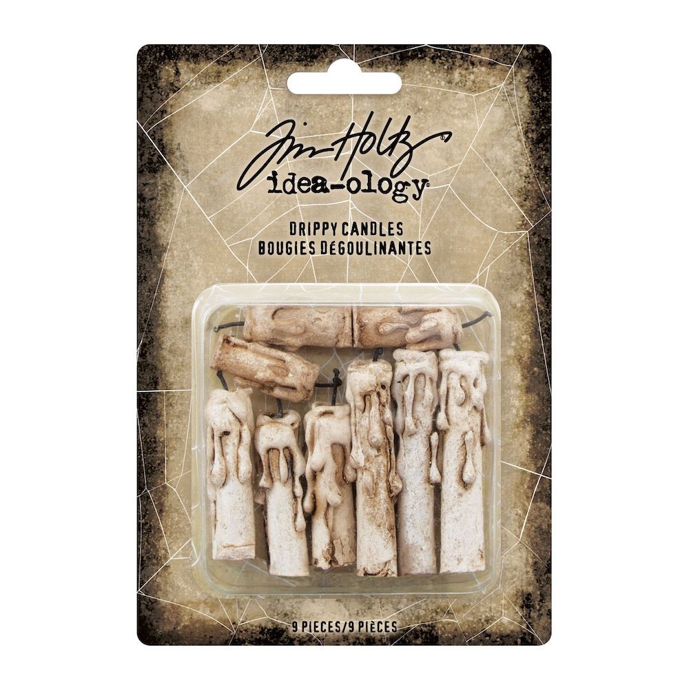 Tim Holtz Idea-ology DRIPPY CANDLES th94172 zoom image
