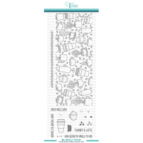Trinity Stamps FA-BREW-LOUS Clear Stamp Set tps150 Preview Image