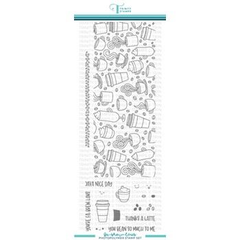 Trinity Stamps FA-BREW-LOUS Clear Stamp Set tps150