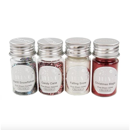 Tonic SANTA'S WORKSHOP Nuvo Pure Sheen Glitter 305n Preview Image