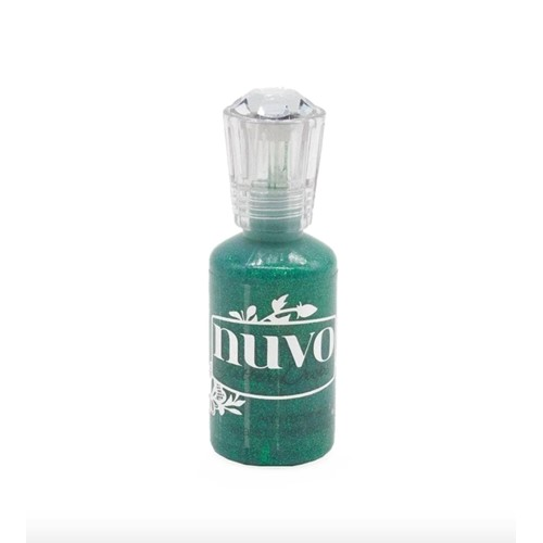 Tonic GROTTO GREEN Nuvo Glitter Drops 778n Preview Image
