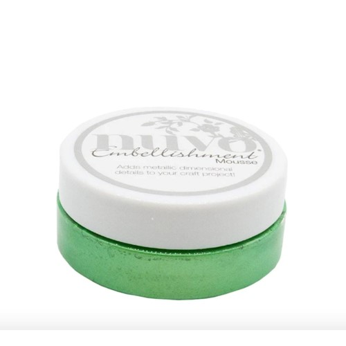 Tonic MYRTLE GREEN Nuvo Embellishment Mousse 844n Preview Image