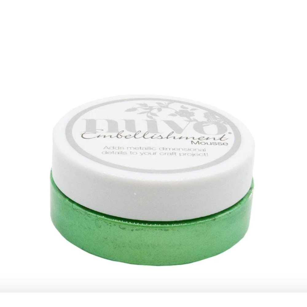 Tonic MYRTLE GREEN Nuvo Embellishment Mousse 844n zoom image