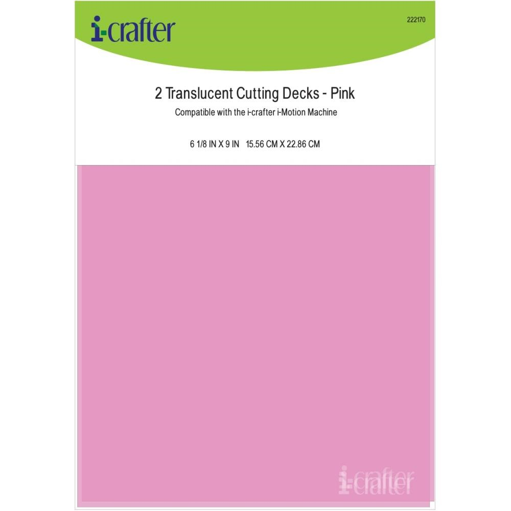 i-Crafter PINK Cutting Pads 222170 zoom image