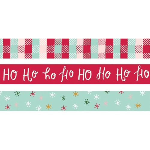 Simple Stories HOLLY DAYS Washi Tape 16124 Preview Image