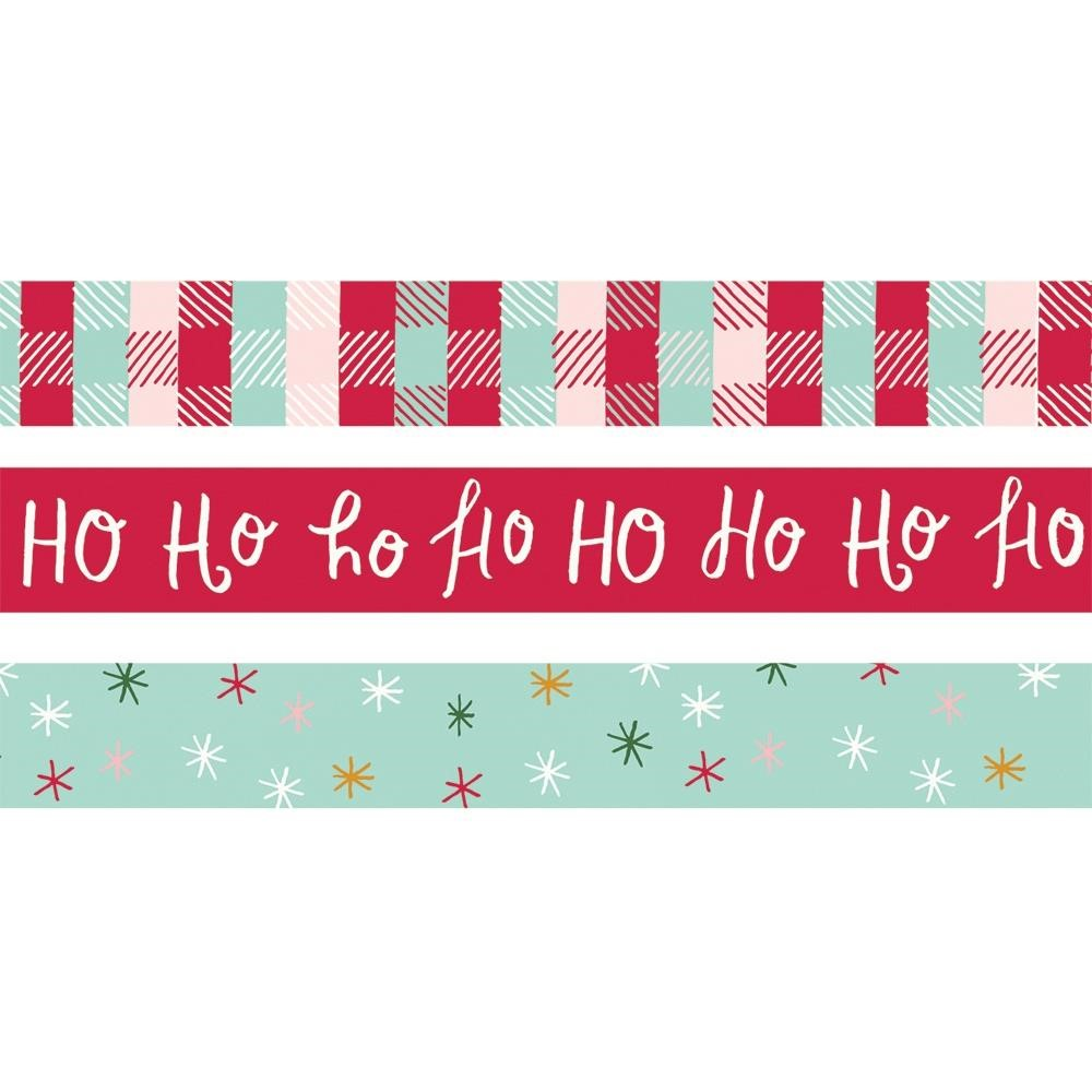 Simple Stories HOLLY DAYS Washi Tape 16124 zoom image