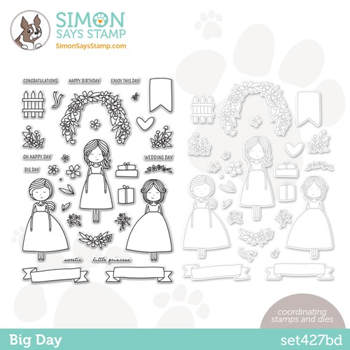 Simon Says Stamps and Dies BIG DAY set427bd Stamptember * Preview Image