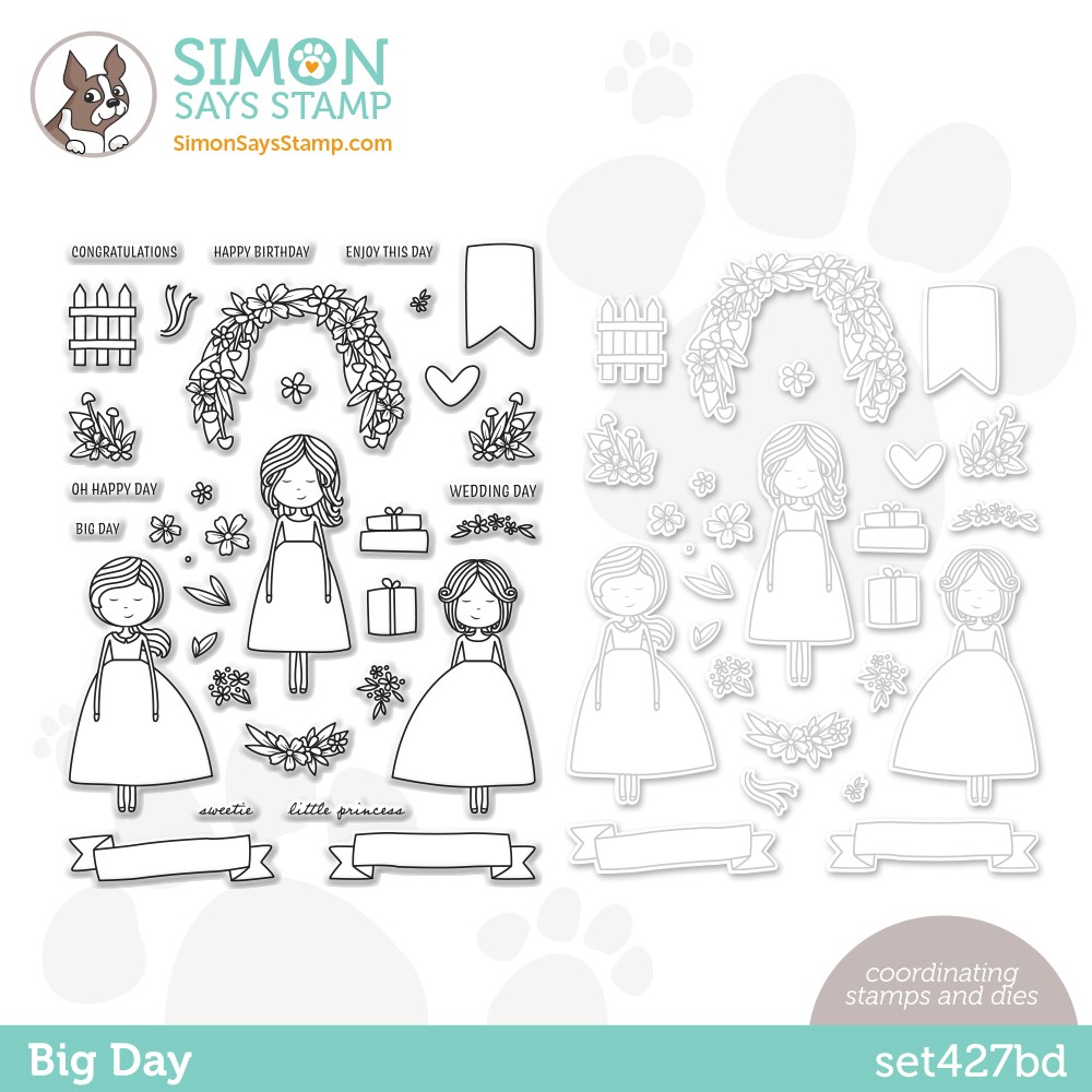 Simon Says Stamps and Dies BIG DAY set427bd Stamptember * zoom image
