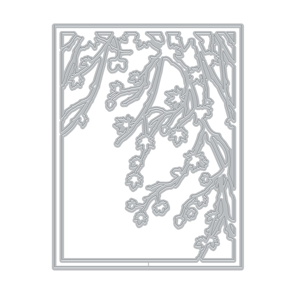 Hero Arts Fancy Die AUTUMN BRANCHES Cover Plate DI953 zoom image