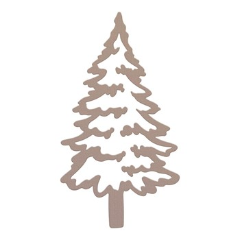 Couture Creations RUSTIC CHRISTMAS TREE Mini Die co728570