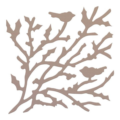 Couture Creations WINTER BRANCHES Mini Die co728571 Preview Image