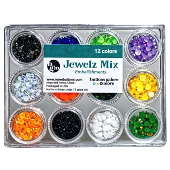 Buttons Galore and More Jewelz HALLOWEEN MIX