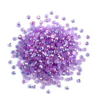 Buttons Galore and More Jewelz LIGHT AMETHYST JZ116