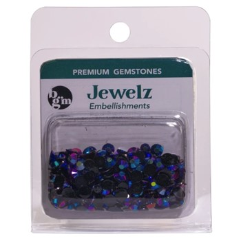 Buttons Galore and More Jewelz RAINBOW JZ108