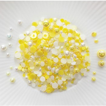 Little Things From Lucy's Cards Crystal Collection NARCISSUS Sparkly Shaker Mix LB397