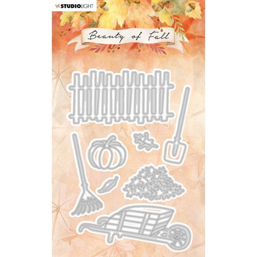 Studio Light BEAUTY OF FALL GARDEN TOOLS Dies slbfcd56 Preview Image