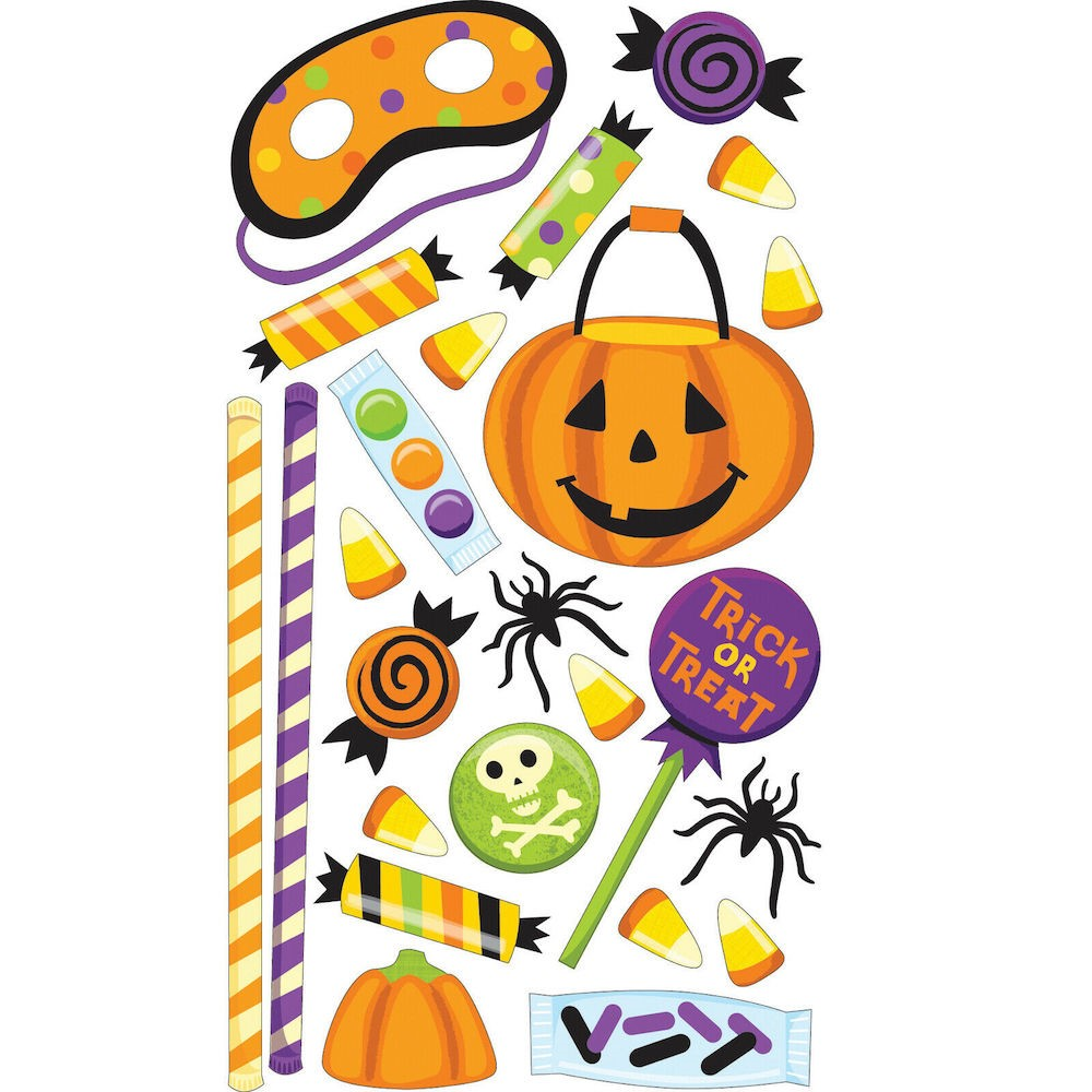 Sticko HALLOWEEN SWEETS Stickers 5270008 zoom image