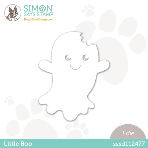 Simon Says Stamp LITTLE BOO Wafer Die sssd112477 Preview Image