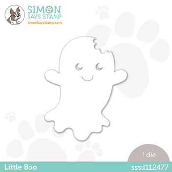 Simon Says Stamp LITTLE BOO Wafer Die sssd112477