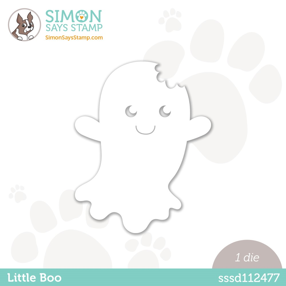 Simon Says Stamp LITTLE BOO Wafer Die sssd112477 zoom image