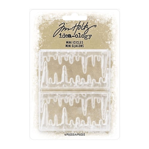 RESERVE Tim Holtz Idea-ology MINI ICICLES th94206 Preview Image