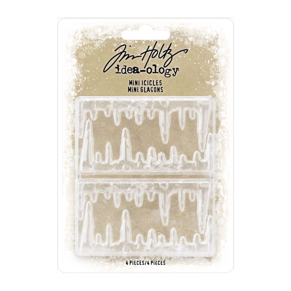 RESERVE Tim Holtz Idea-ology MINI ICICLES th94206 zoom image