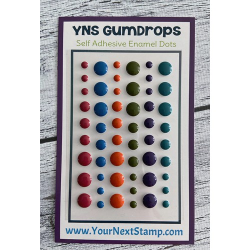 Your Next Stamp HAPPY HARVEST Gumdrops ynsgd108 Preview Image