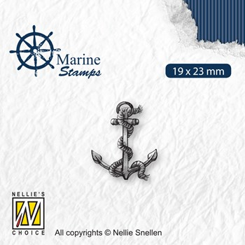 Nellie's Choice ANCHOR Clear Stamp vcs004