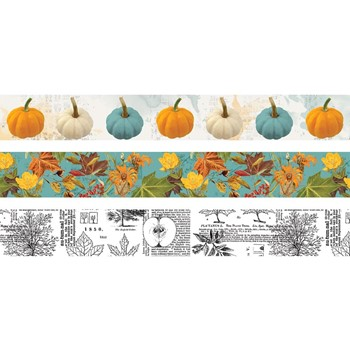 Simple Stories VINTAGE COUNTRY HARVEST Washi Tape 16329