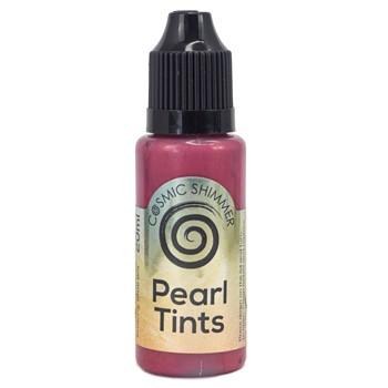 Cosmic Shimmer HEARTY RED Pearl Tints csptheart