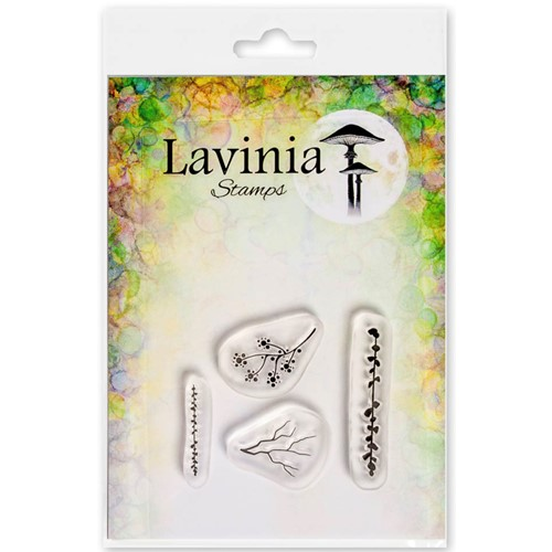 Lavinia Stamps FOLIAGE SET Clear Stamps LAV679 Preview Image