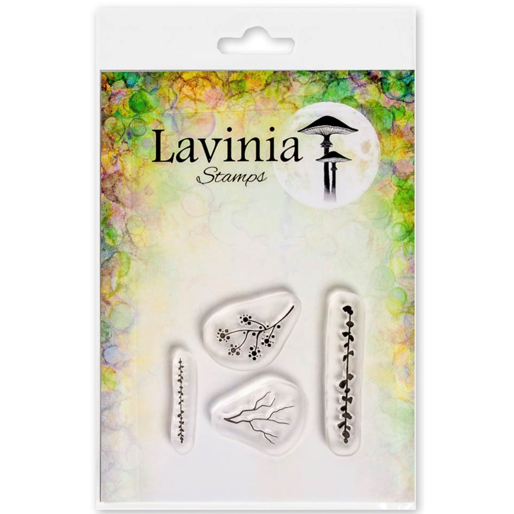 Lavinia Stamps FOLIAGE SET Clear Stamps LAV679 zoom image