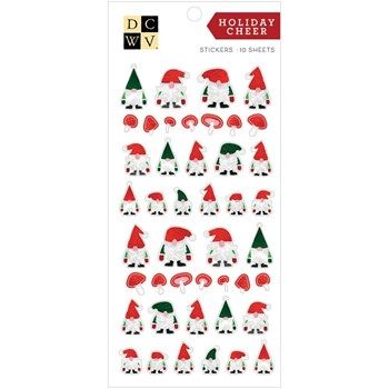 DCWV HOLIDAY CHEER Sticker Pack 34007757