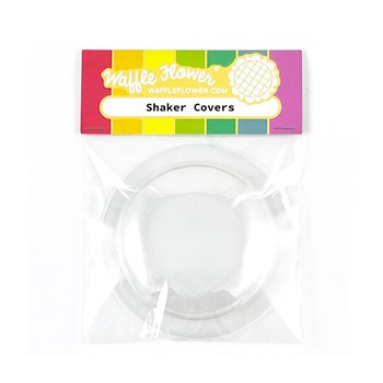 Waffle Flower Shaker Cover PUFFY CIRCLE WFE071