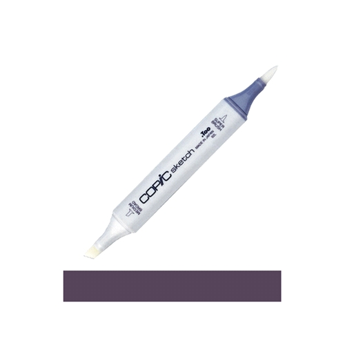 Copic Sketch Marker V99 AUBERGINE Dark Deep Dusty Purple Grape Preview Image