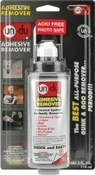 Un-Du ADHESIVE REMOVER Sticker Tape and Label Remover 00205 zoom image