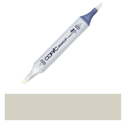 Copic Sketch Marker N0 NEUTRAL GRAY NO. 0 Preview Image