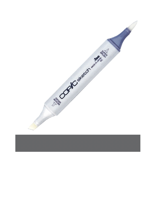 Copic Sketch Marker N8 NEUTRAL GRAY NO. 8 zoom image