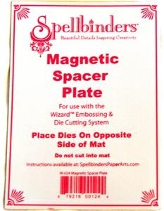 w-024 Spellbinders MAGNETIC SPACER PLATE* Preview Image