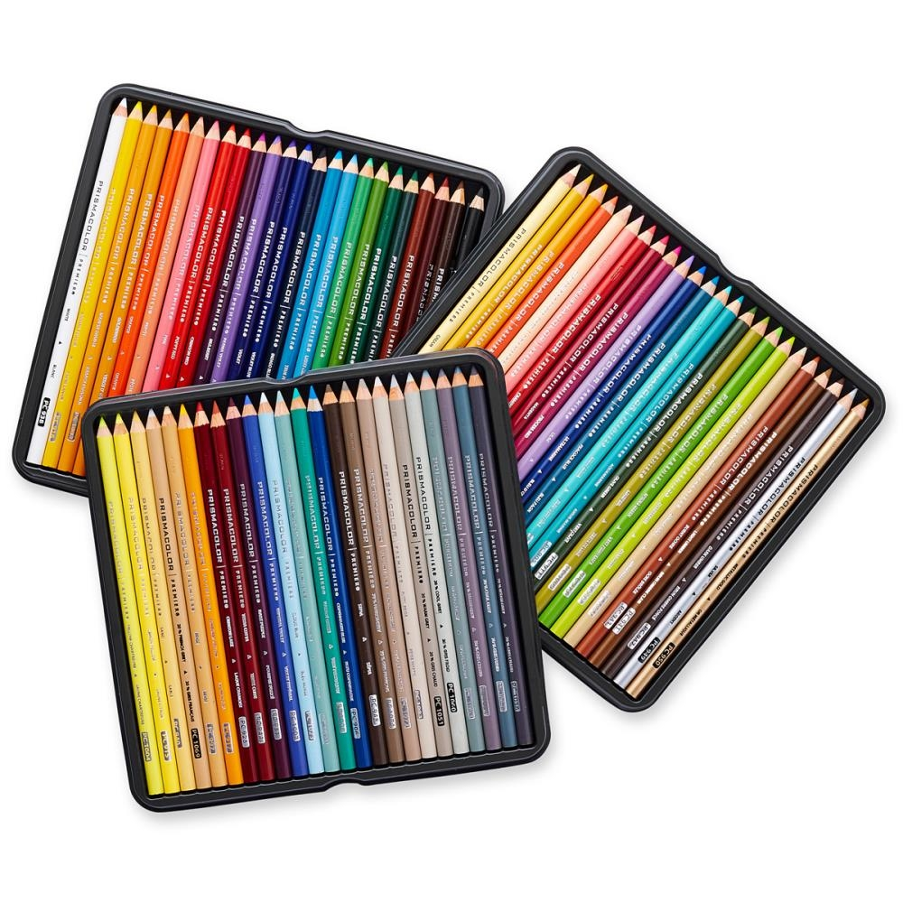 Prismacolor PREMIER COLORED PENCILS 72 Set 3599 zoom image