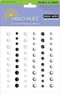 Hero Arts NEUTRALS MIXED ACCENTS CH215 Preview Image