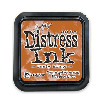 Tim Holtz Distress Ink Pad RUSTY HINGE Ranger TIM27157