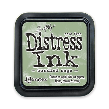 Tim Holtz Distress Ink Pad BUNDLED SAGE Ranger TIM27102