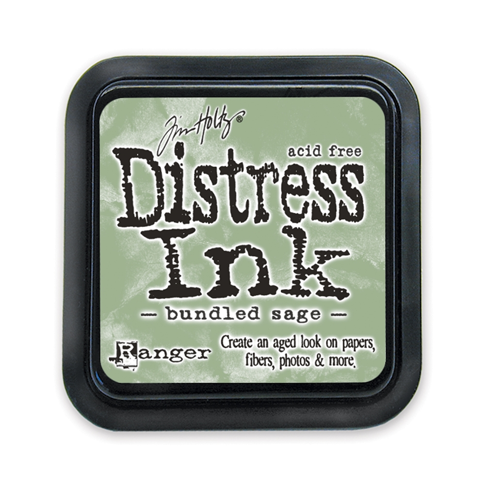Tim Holtz Bundled Sage Distress Ink Pad