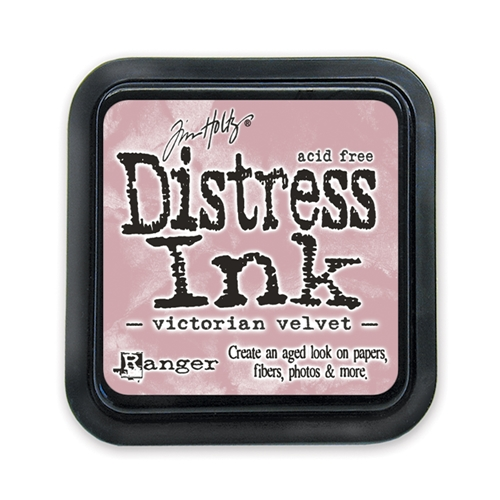 Tim Holtz Distress Ink Pad VICTORIAN VELVET Ranger TIM27195 Preview Image