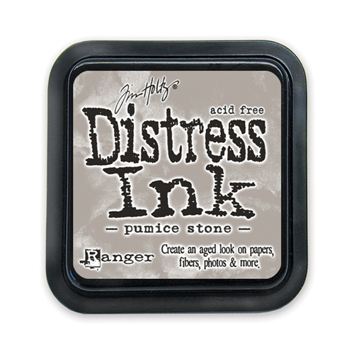 Tim Holtz Distress Ink Pad PUMICE STONE Ranger TIM27140 Preview Image