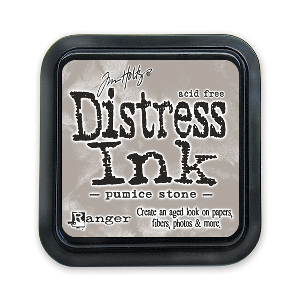 Tim Holtz Distress Ink Pad PUMICE STONE Ranger TIM27140 zoom image