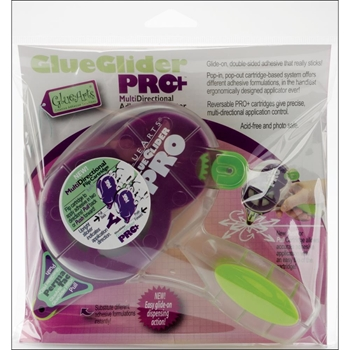 Glue Arts GLUE GLIDER PRO PermaTac Adhesive Applicator