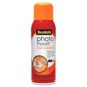 3M PHOTO MOUNT Spray Adhesive Permanent 64718*