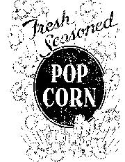 Tim Holtz Rubber Stamp POPCORN Movie Stampers Anonymous M3-1526 Preview Image